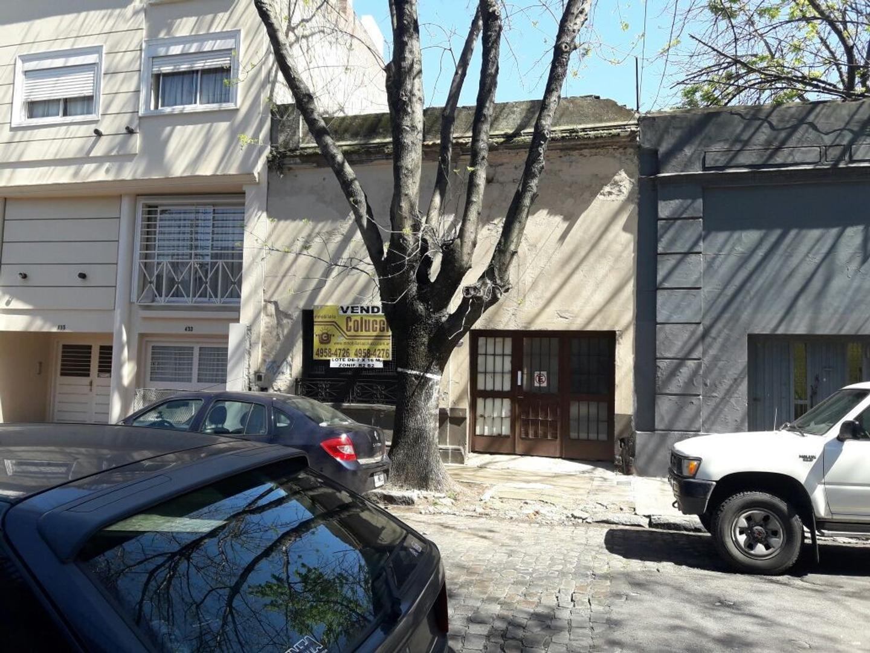Lote de 7x16mts, Zonificacion R2BI, calle Yapeyu entre Quito y Venezuela