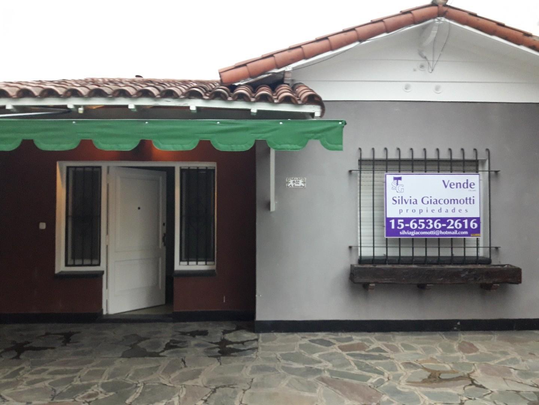 Casa en Venta en Martinez Santa Fe / Fleming - 3 ambientes