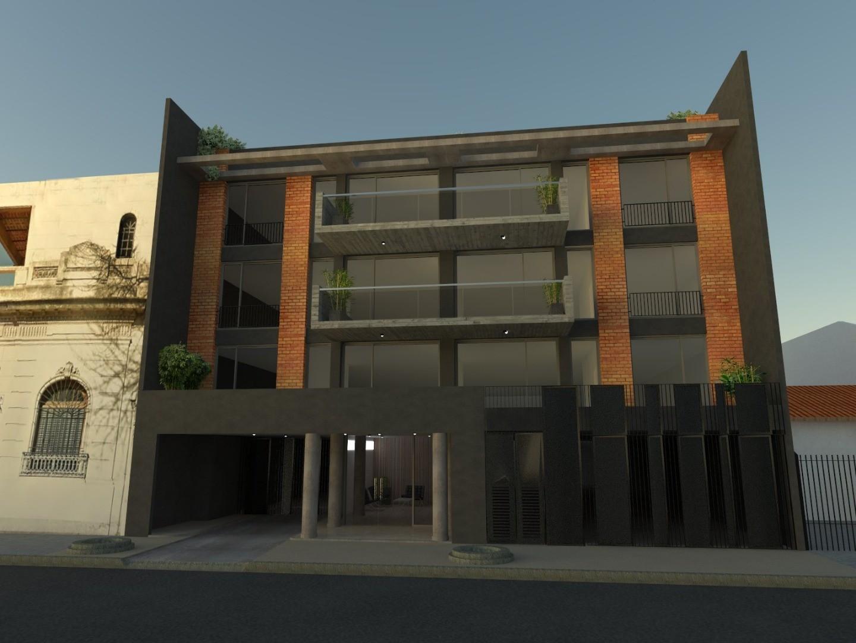 Departamento 2 ambientes cfte + terraza propia a estrenar (Sucursal Pueyrredon 4574-4444)