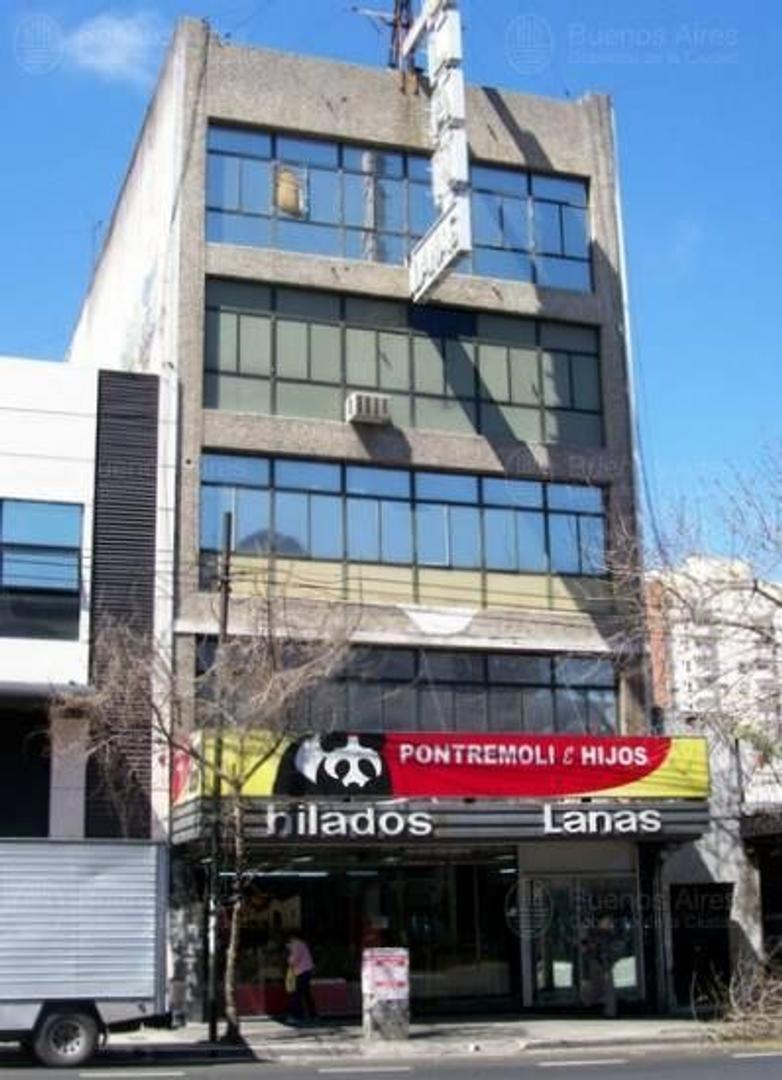 Oficina en Alquiler en Villa Crespo
