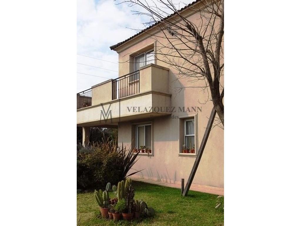Casa en alquiler en el rocio sangento cabral 3540 el for Alquiler casa en el rocio