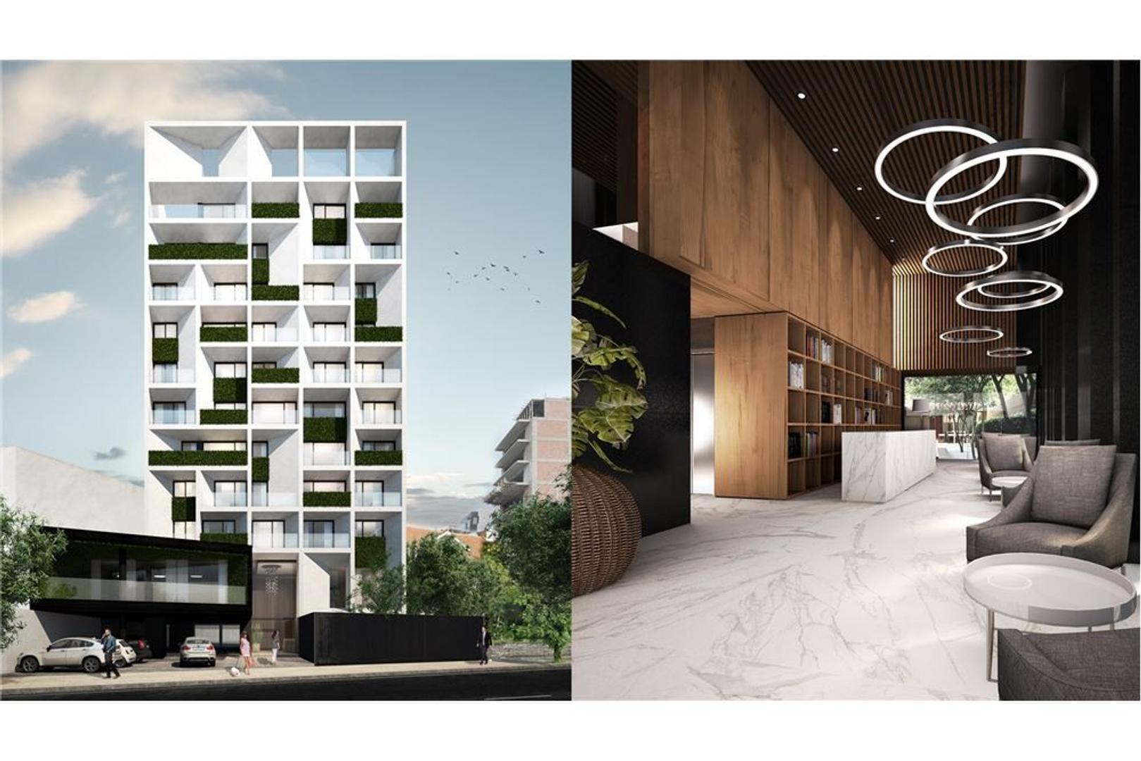 Departamento - 48 m² | 1 dormitorio | 3 años