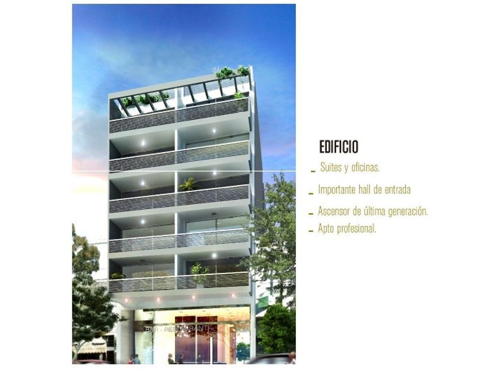 1 Ambiente PB con Jardin. Alquiler $ 9.000 todo incluido. Incluye expensas e impuestos (ABL y AySA)