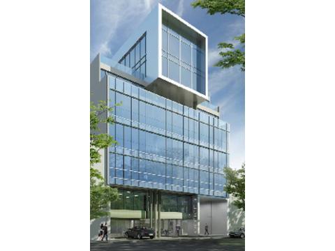 OFFICE 3 - Edificio Corporativo para Pool de Renta