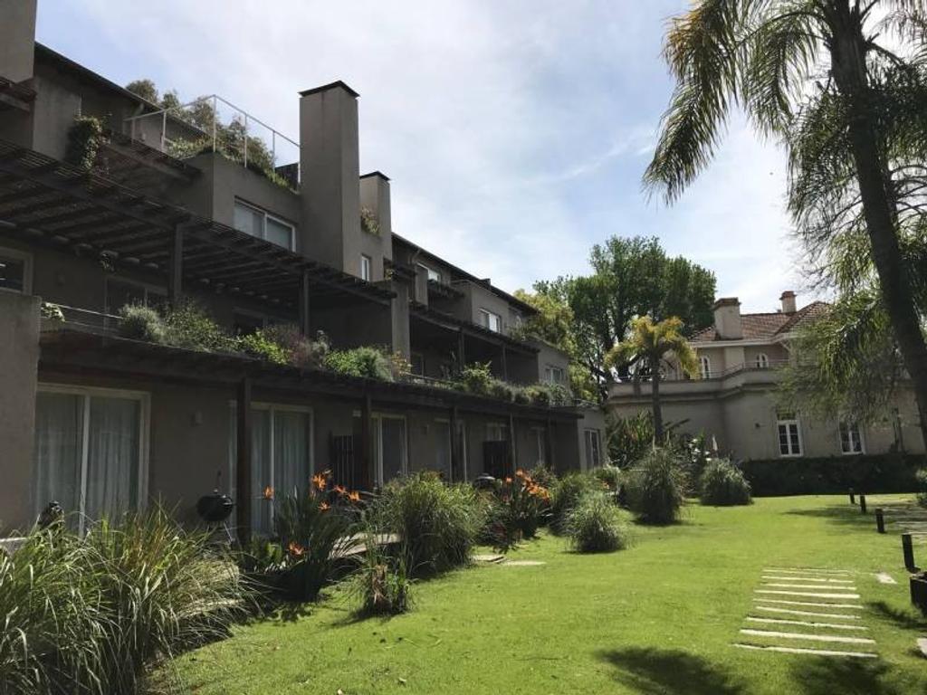 Venta excelente Duplex en Palmas de la Bahia Tigre.