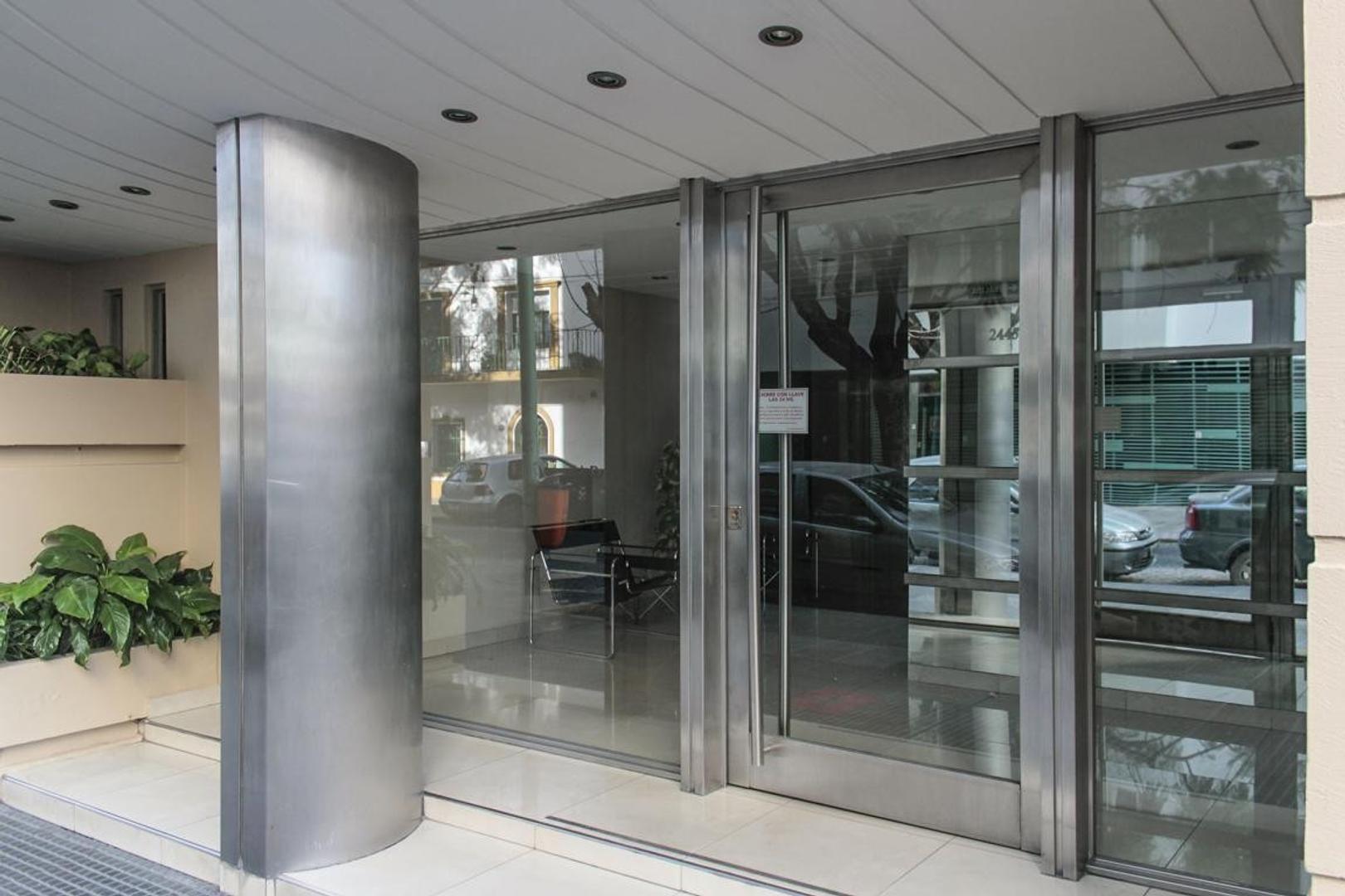 Depaetamento 2 ambientes con balcon