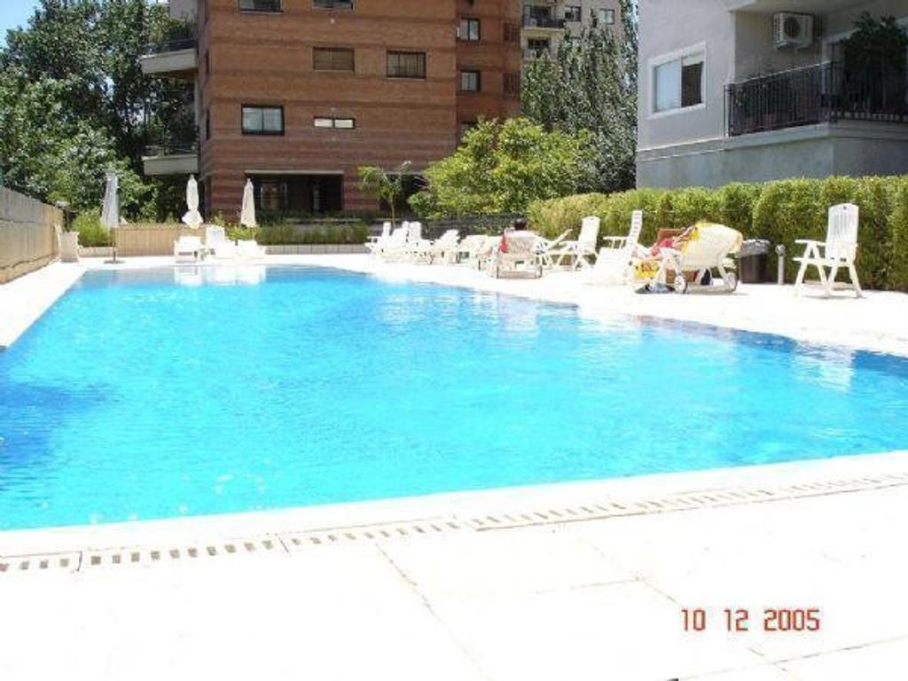 Alquiler Belgrano: 3 Ambientes con cochera - Torre 100% amenities - Seguridad
