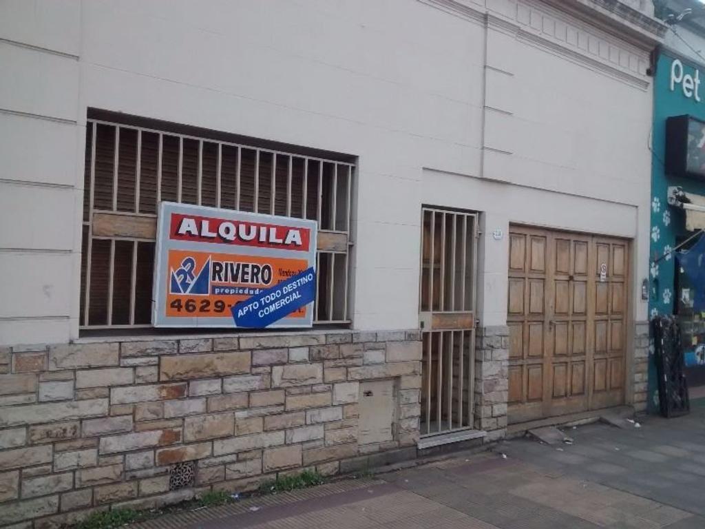 CASA APTO TODO DESTINO COMERCIAL - A 1c/ de Univeridad y 1c/ de Estación Morón