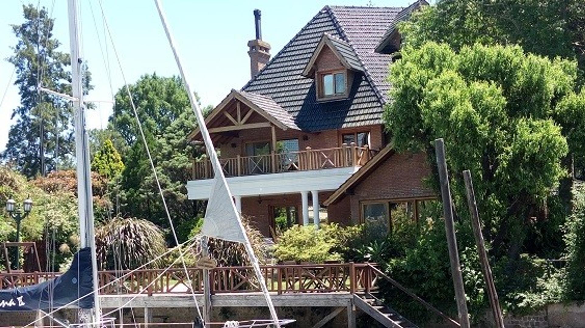 Casa en Venta en Boat Center - 5 ambientes