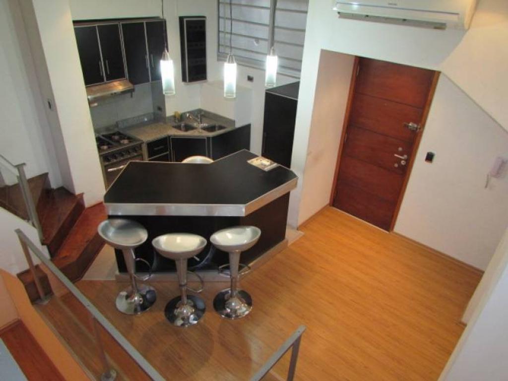 Quintana 4600 y Arias - PH - Loft (MODERNO) - 2 amb - Ideal Estudio/Oficina y/o Vivienda - todo rec