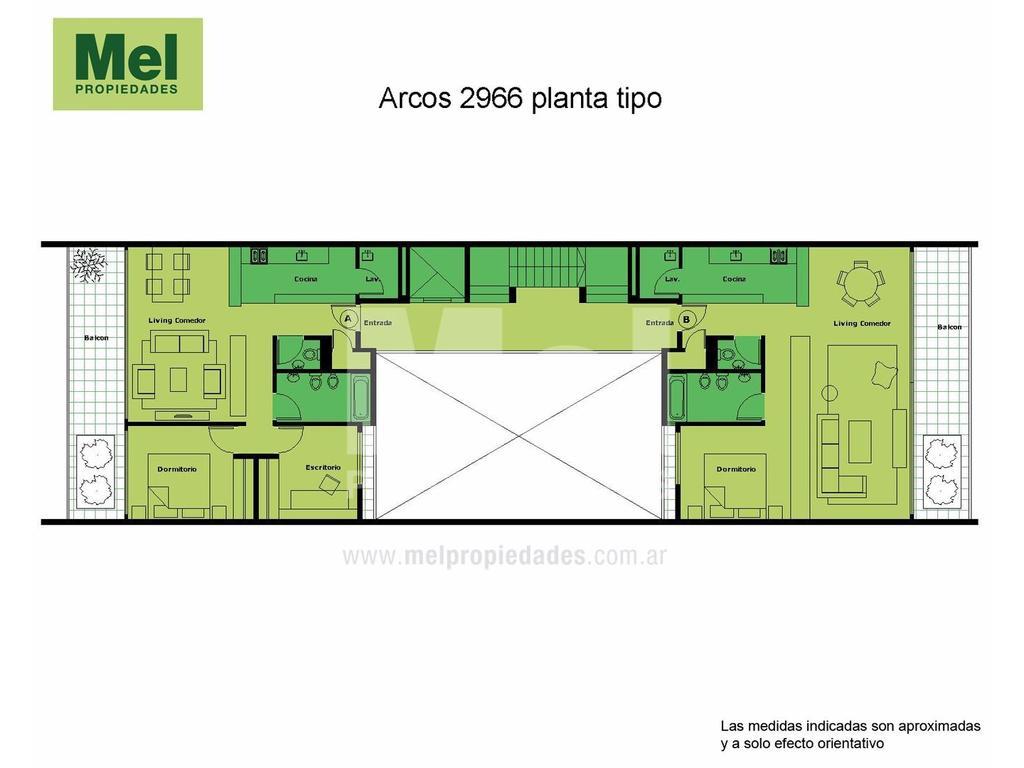 Arcos 2966