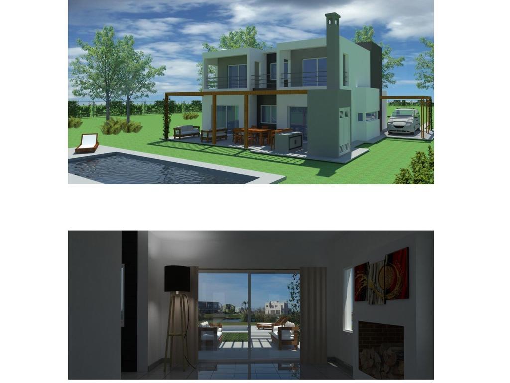 Venta casa Barrio Privado El canton lote 613, Maschwitz, Escobar
