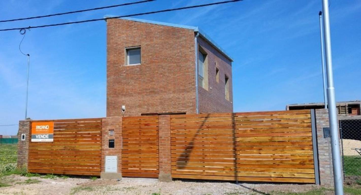 Casa a estrenar de Dos Dormitorios: General Lagos