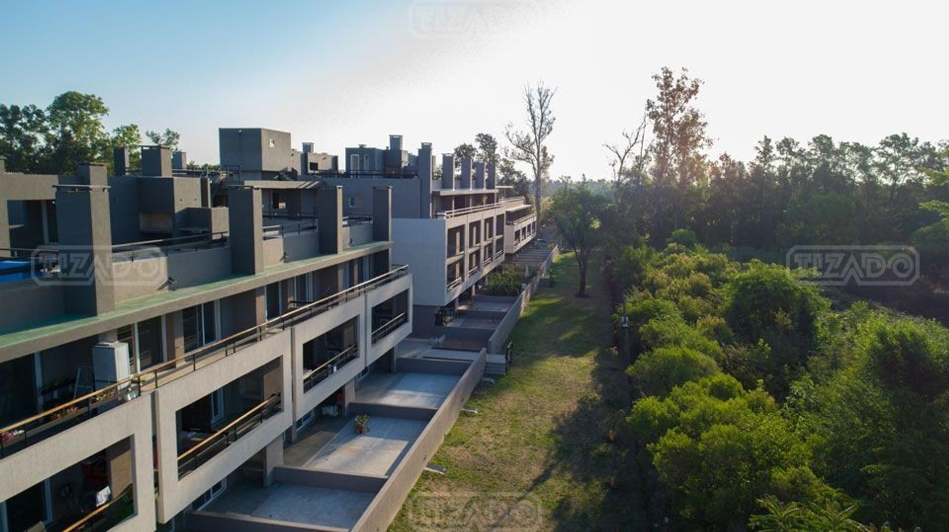 Departamento en Campus Vista con 1 habitacion