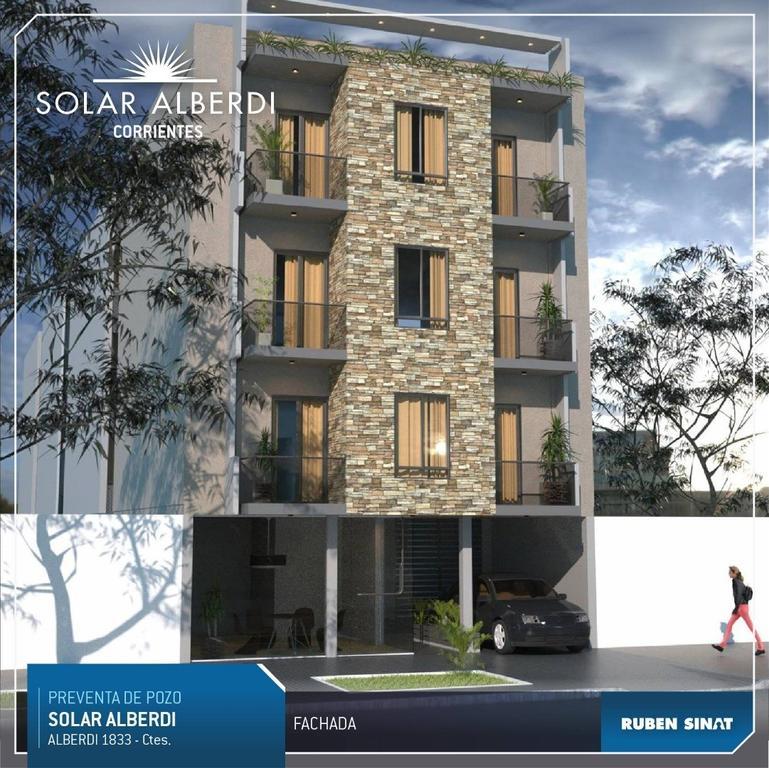 """Edifico en Construcción ULTIMA UNIDAD   """" Solar Alberdi 1833 """""""