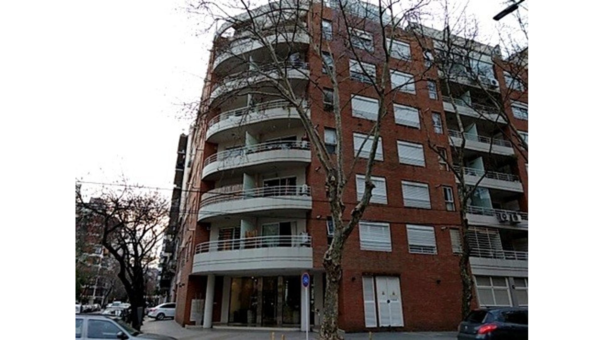 Almagro APTO CREDITO Venta departamento 2 ambientes 48 m2 con balcón al frente muy luminoso 2 cocher