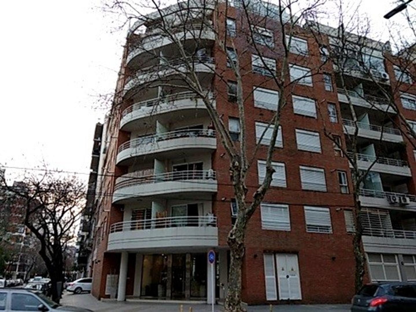 Almagro APTO CREDITO Venta departamento 3 ambientes depend. 82 m2 balcón frente muy lumin 2 cocheras
