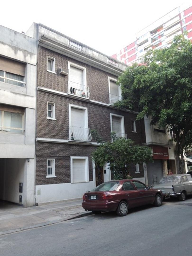 Departamento 2 AMBIENTES en Recoleta, Capital Federal 2º piso por escalera