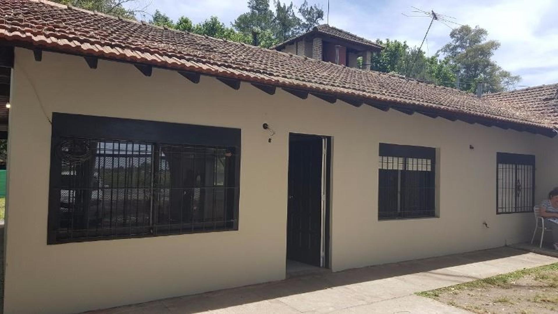 Importante casa en Pilar