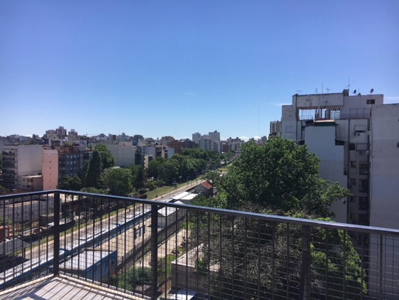 VENTA 2 AMBIENTES EN CABALLITO CON BALCON TERRAZA