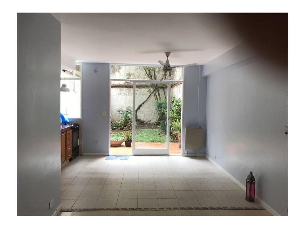 Duplex 2 amb y 1/2 c/jardin. Palermo Soho