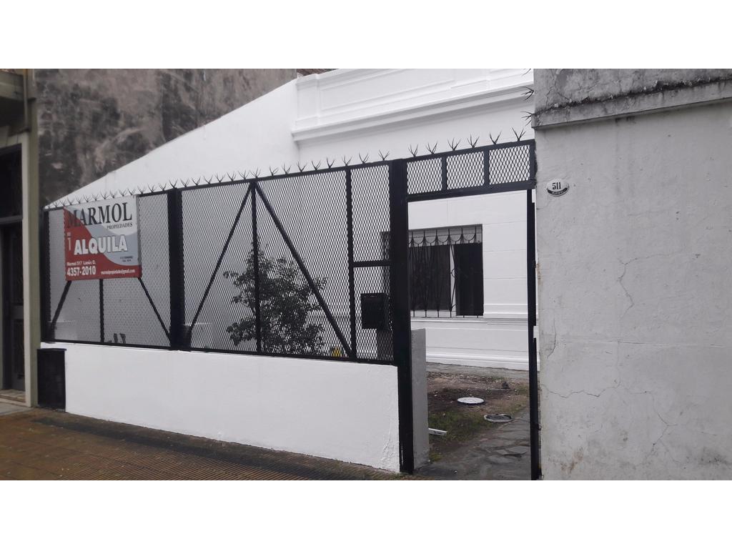 Casa en alquiler en jose marmol 511 casa 3 dorm y jardin for Casas en jose marmol