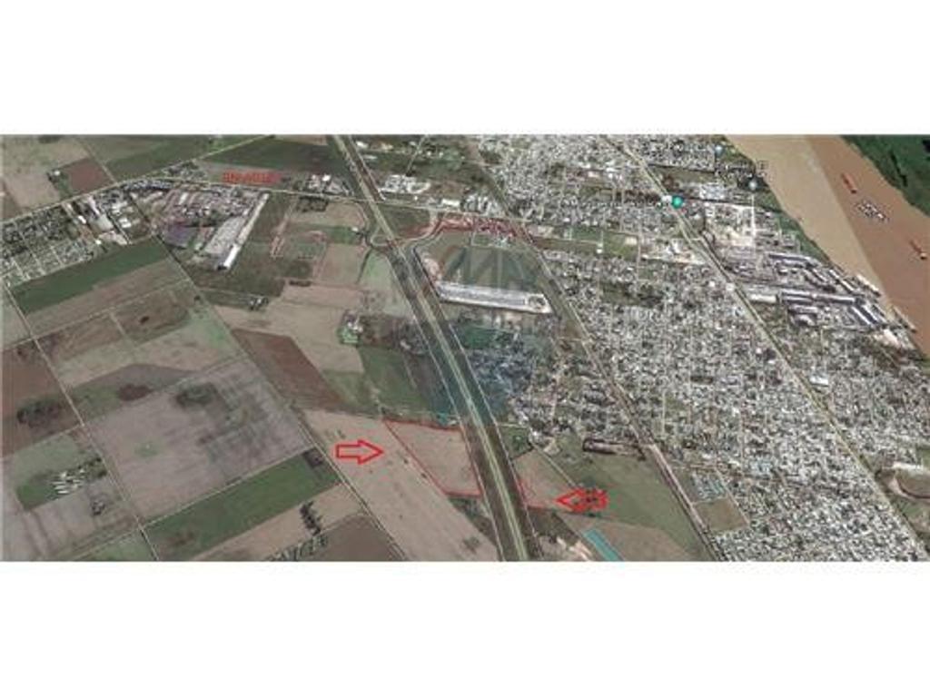Terreno industrial Autopista Ros - Santa Fe y A012