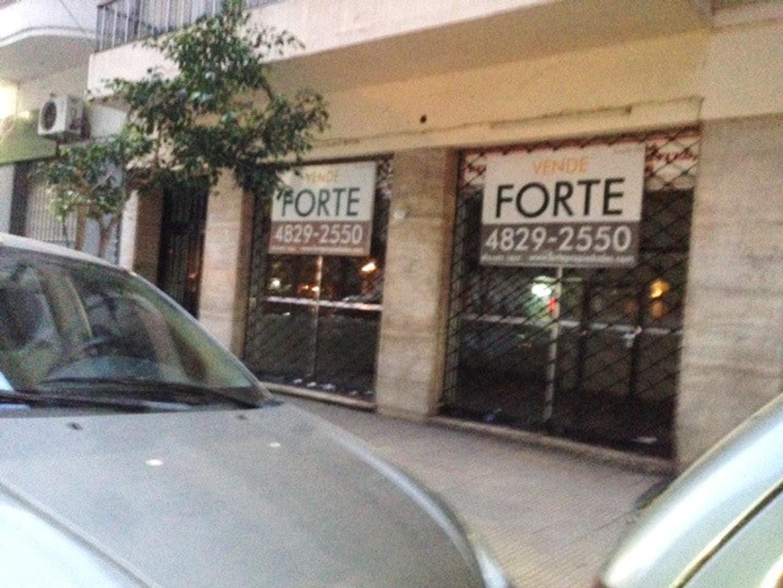 """LOCAL """"VILLA CRESPO ZONA OUTLET"""" 6m FRENTE X 6m FONDO"""