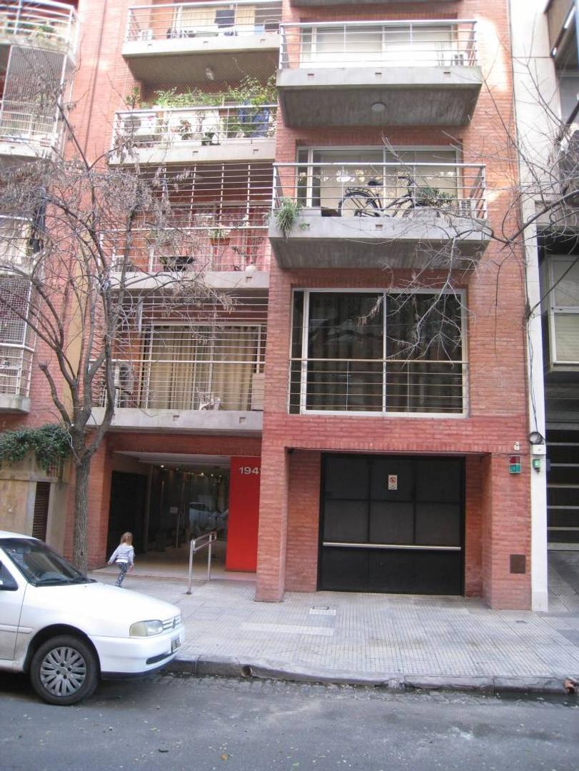 Monoambiente con balcon al contrafrente / Alquiler / Belgrano