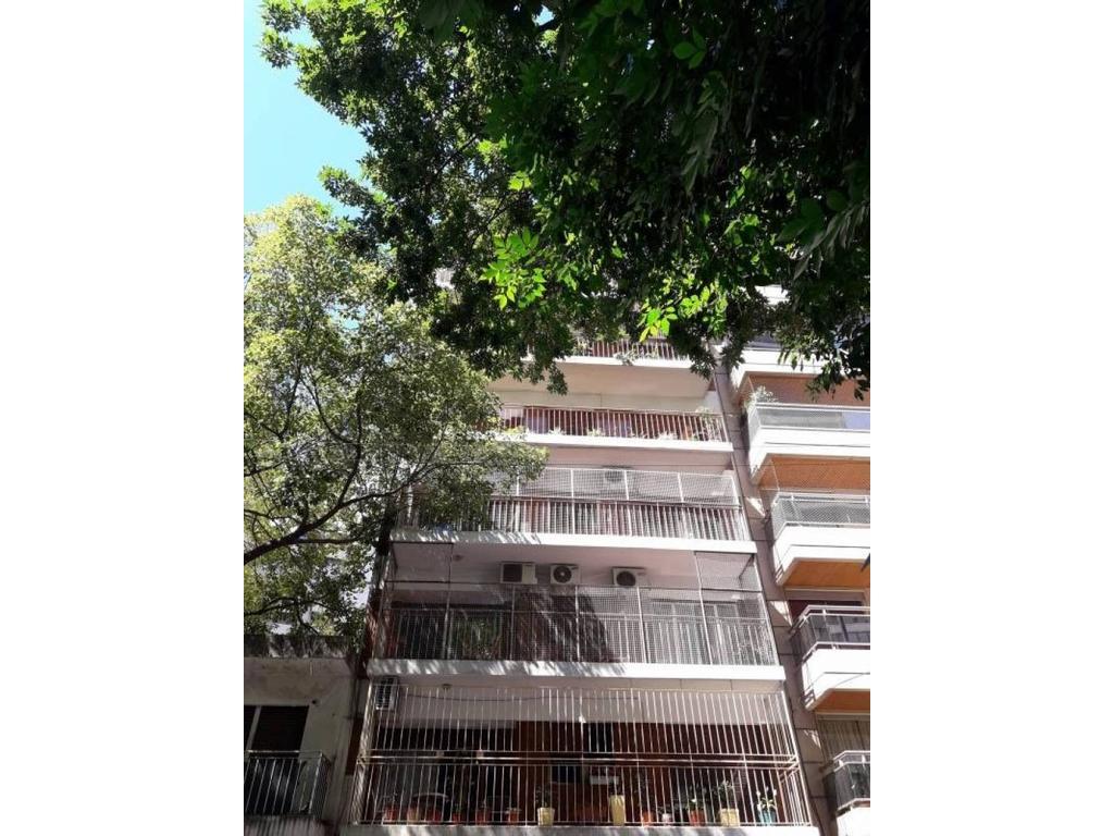 Reciclado s/p 4 amb.bcón terraza+baulera+cochera.-Migueletes 1100 -Belgrano