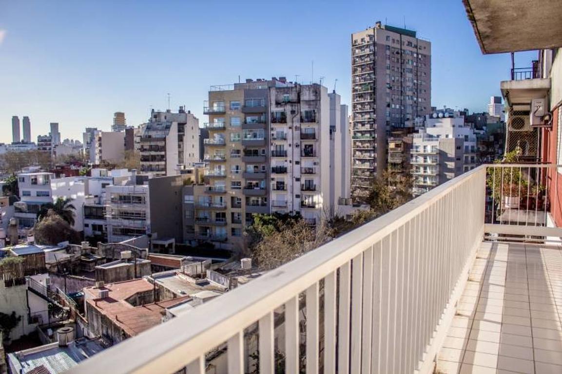 Salguero 1500, Duplex vista abierta todo sol