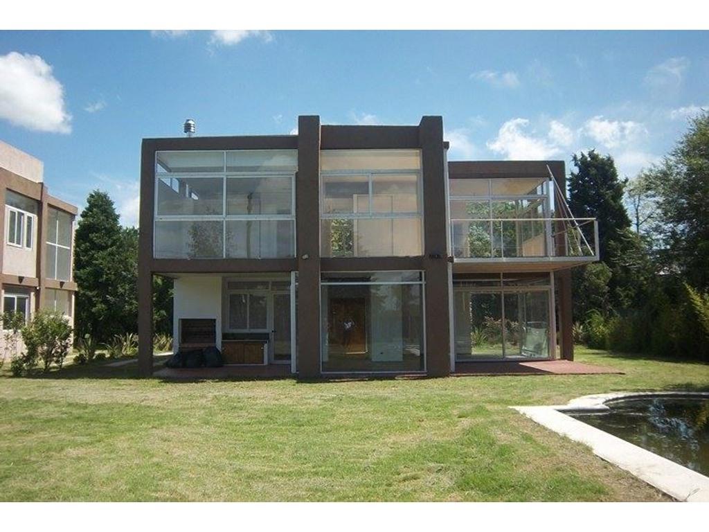 Casa en alquiler en barrio el rodal 100 el rodal argenprop - Casas alquiler papiol ...