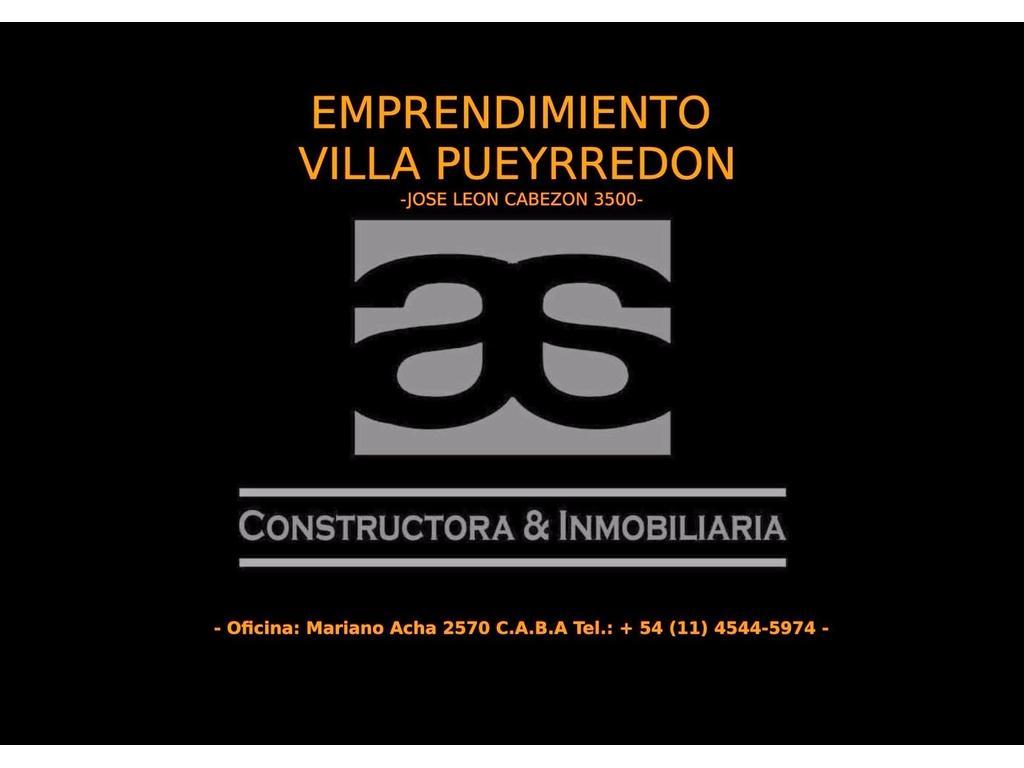Departamento Tipo Casa En Venta En Jose Leon Cabezon 3500 Entre  # Muebles Epecuen