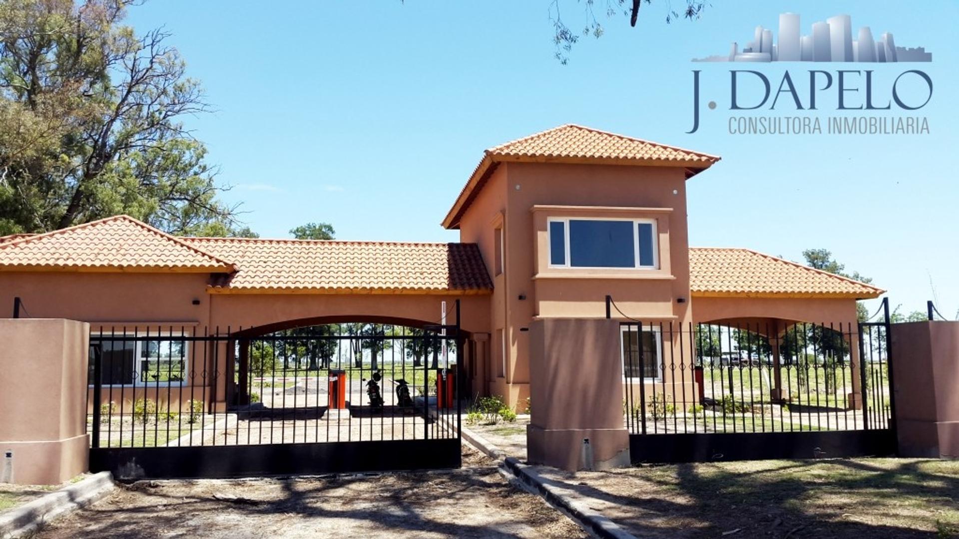 CLUB DE CAMPO SAN LUCAS - LOTES EN VENTA