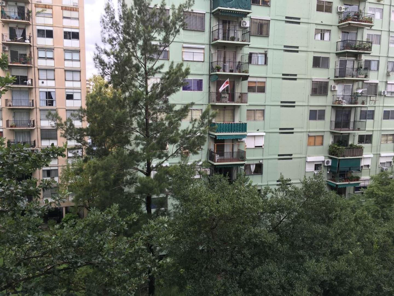 balcon conhermosa vista - cochera común