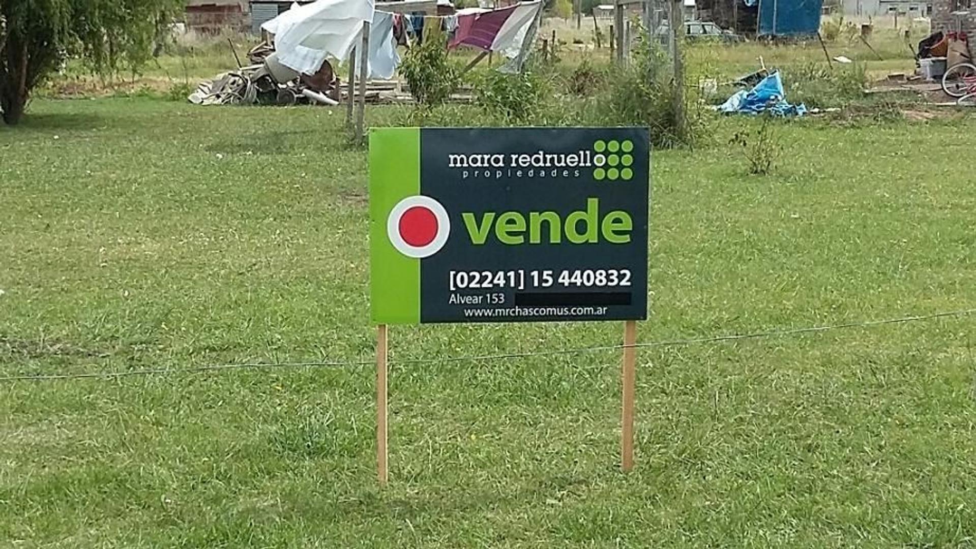 Lote - Venta - Argentina, CHASCOMÚS