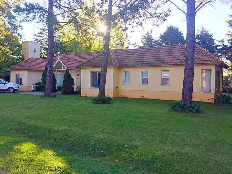 Casa en venta San Diego, Planta Baja.