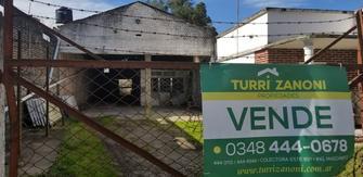 LOTE DE 1500 m2 C/ GALPÓN Y VIVIENDA - DIQUE LUJAN