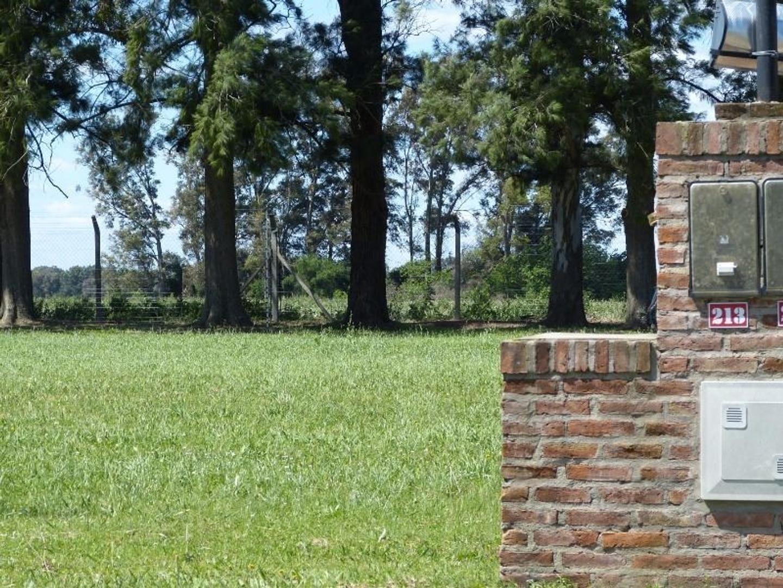 Lote 213 en venta.  2.000 m2. B° San Roque, Comarcas de Luján.