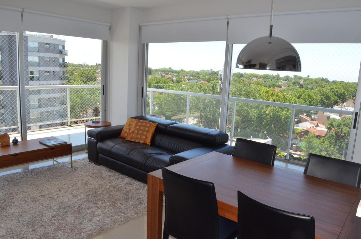 Semipiso de 3 amb con vista panoramica , dos cocheras cubiertas, amenities , torre SYRHA