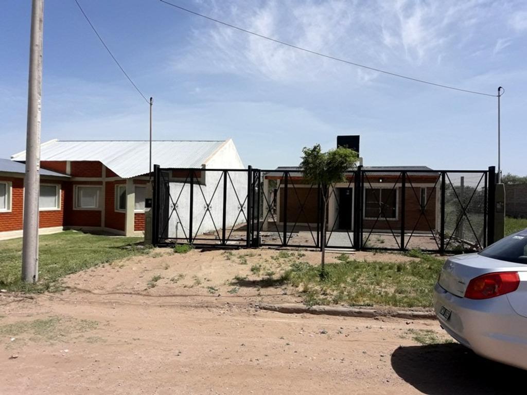 Casa a estrenar, 2 dormitorios, B° Mirador del Cerro