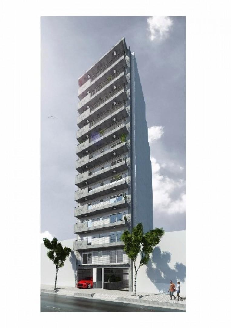 Duplex de dos dormitorios,con balcón terraza, a estrenar.