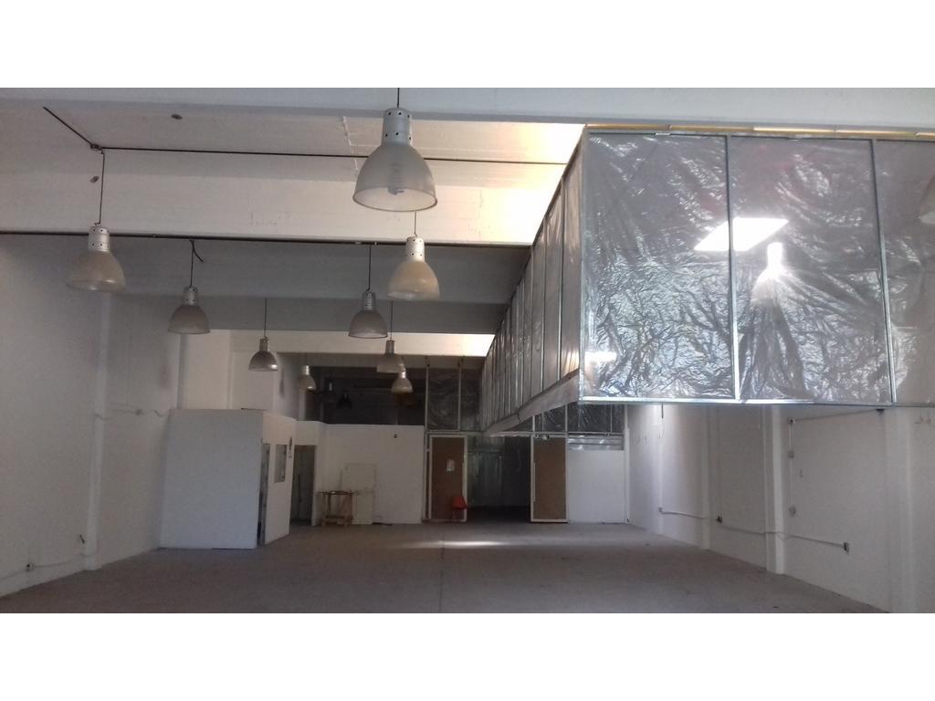 Galpon 350 m2 + 80 libres San Martìn Ctro.