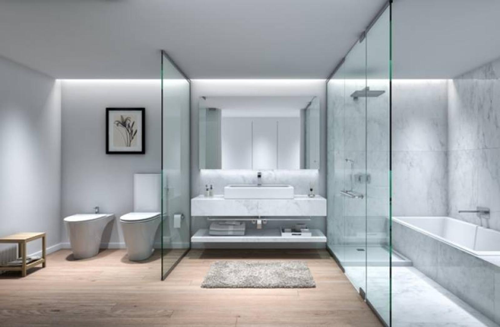 OM RECOLETA - 3 Dormitorios + Dormitorio de Servicio