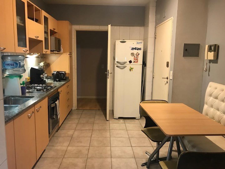Departamento en Las Cañitas con 3 habitaciones