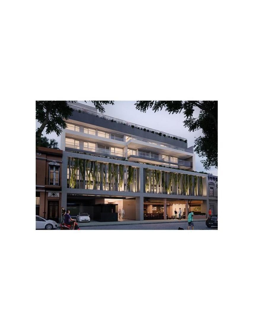 Emprendimiento - San Telmo 360 - Cochabamba 360 - Mono Ambiente con terraza