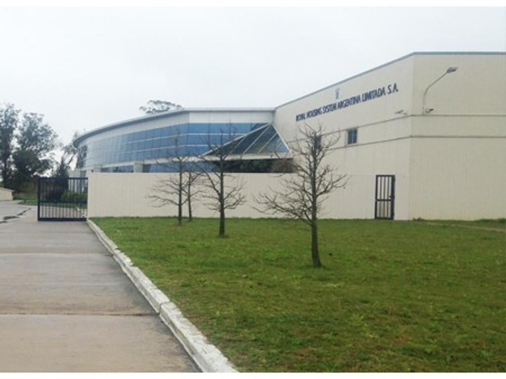 Moderna Planta Industrial c/ Oficinas | Parque Industrial La Plata