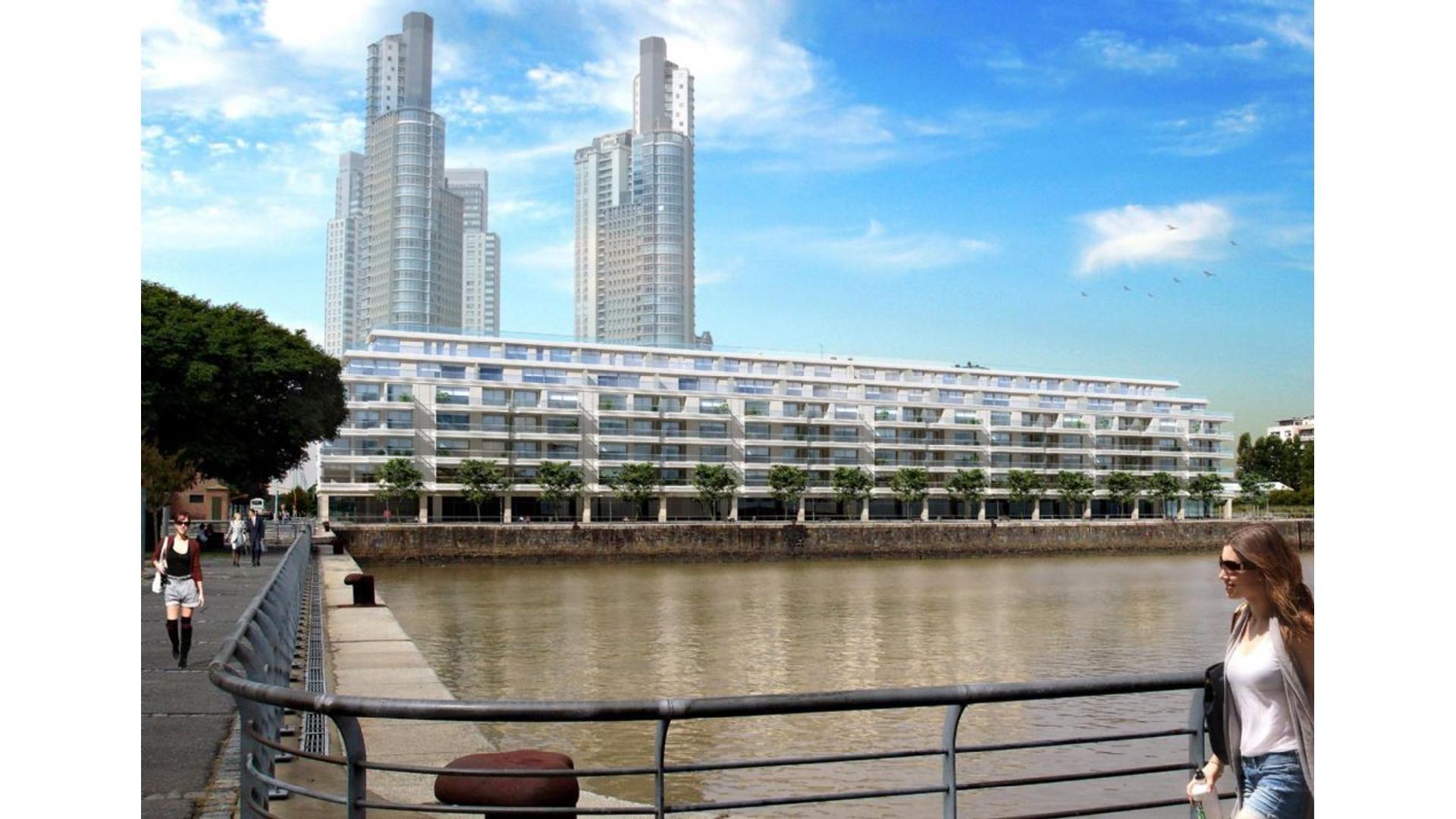 Departamento  en Alquiler ubicado en Puerto Madero, Capital Federal - MAD0880_LP85386_2