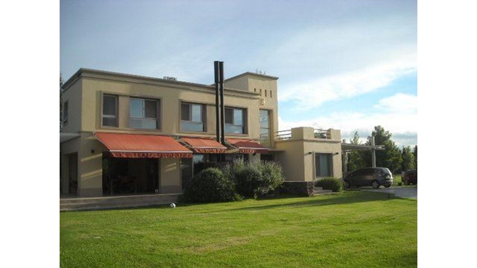 Casa en Lote Country Los Alamos