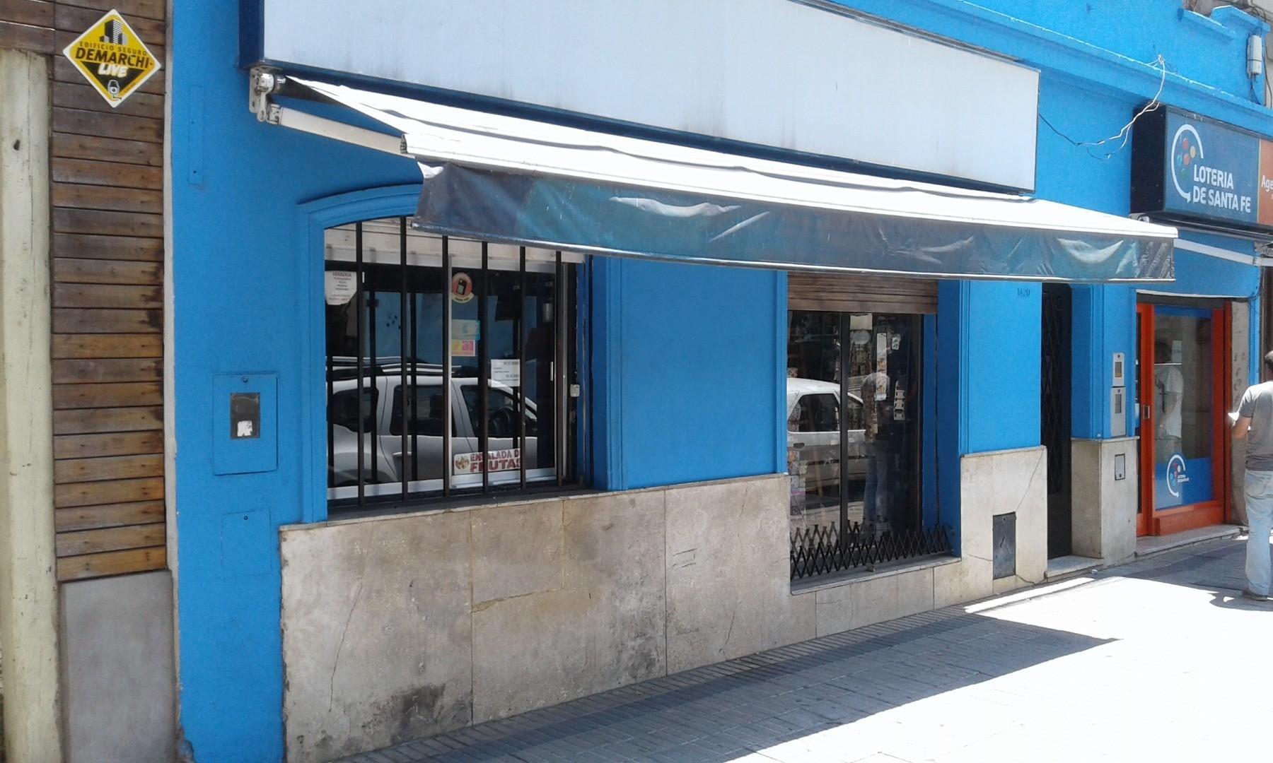 C & P Inmobiliaria vende: fondo de comercio de reconocido Kiosco de la ciudad, local/casa 3 dormit